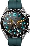 Huawei Watch GT Active Fitness Watch (3,53 cm (1,39 Zoll) Amoled Touchscreen, GPS, Fitness Tracker, Herzfrequenzmessung,5 ATM wasserdicht) dunkelgrün