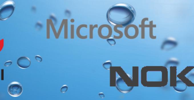 Kaufen Huawei und Microsoft die Mobil-Abteilung von Nokia?