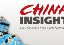 Teilnehmer des Huawei Studentenprogramm stehen fest