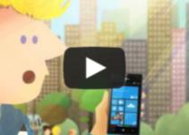 Huawei Ascend W1 Produktvideo veröffentlicht