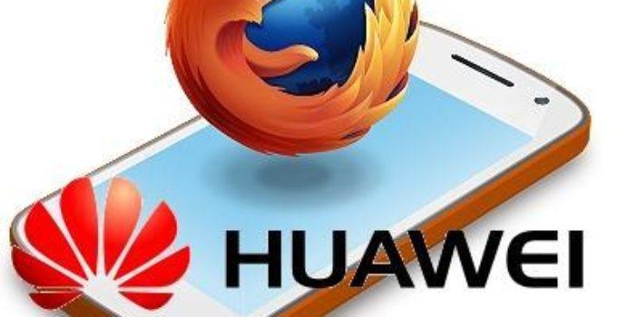 FirefoxOS Huawei