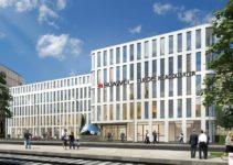 Neues Huawei Headquater in Düsseldorf