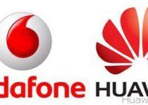 Huawei und Vodafone kündigen weitere Zusammenarbeit an