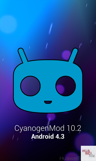 Huawei Ascend Y300 - CyanogenMod 10.2 Android 4.3