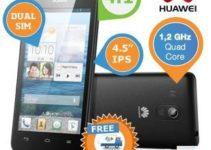 Schnäppchen des Tages – Huawei Ascend G525 für 169,95 EUR