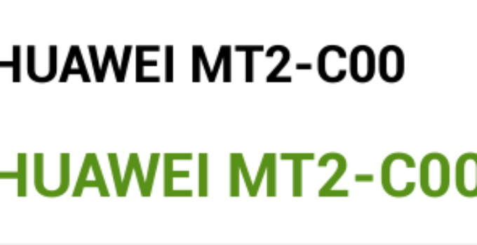 Huawei Ascend Mate 2 zeigt sich im Benchmark