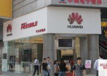 Huawei Flagship Store Shenzhen