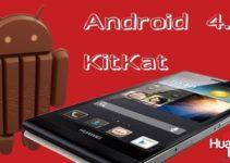 Huawei kündigt Android 4.4 KitKat Update für Ascend P6 an