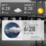 Huawei Emotion UI Widgets