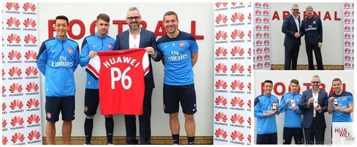 Huawei_Arsenal_Fußball