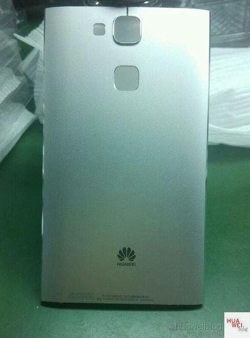 Huawei Ascend Sx Back