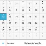 Huawei_Y530_Kalender