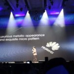 Huawei P7 Präsentation - Paris