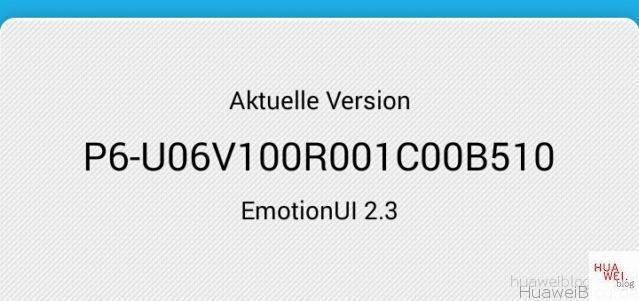 Android 4.4.2 Update Auf 6