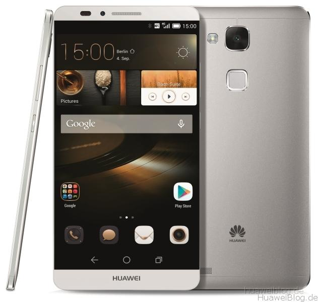 Huawei Ascend Mate 7 - Silber