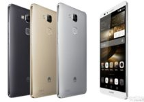 Huawei Ascent Mate 7 Gold