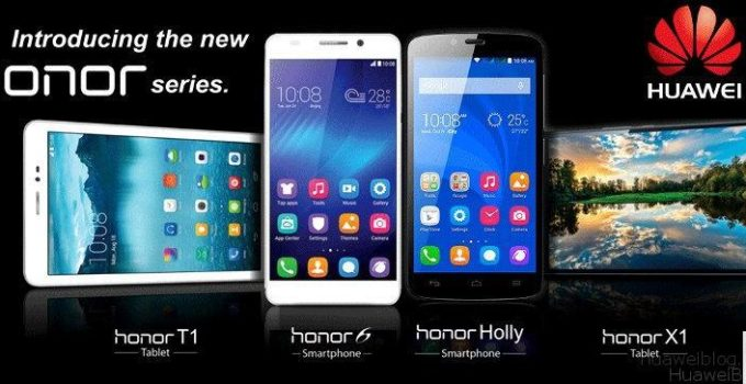 Huawei-Honor-series-launch