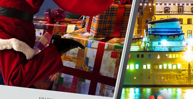 Huaweiblog Frohe Weihnachten