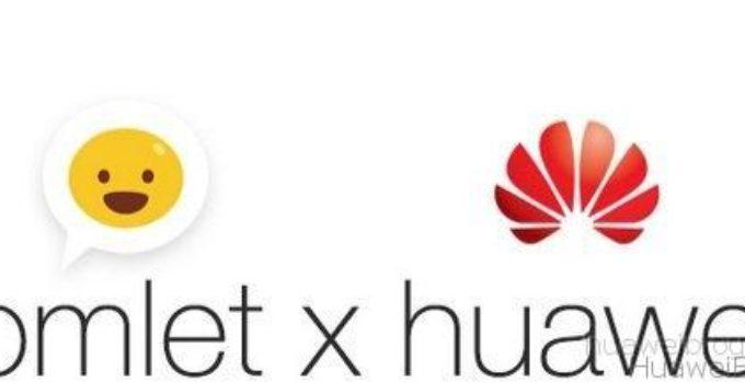 Huawei und Omlet Chat gehen eine Partnerschaft ein