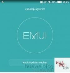 EMUI 3.0 - Updateprogramm