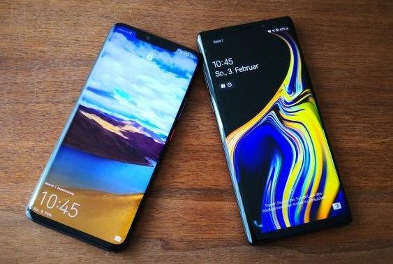 Seitensprung-Report - Meine Zeit mit dem Samsung Galaxy Note 9 13