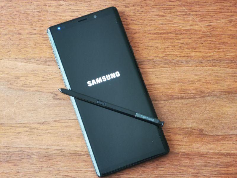 Seitensprung-Report - Meine Zeit mit dem Samsung Galaxy Note 9 12