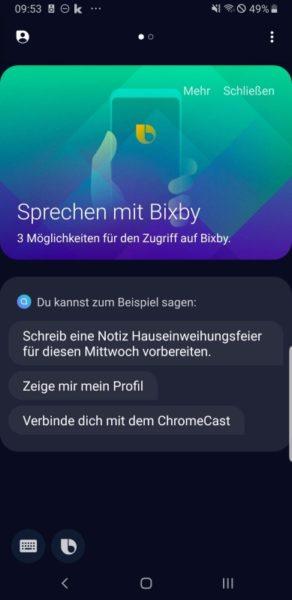 Seitensprung-Report - Meine Zeit mit dem Samsung Galaxy Note 9 9