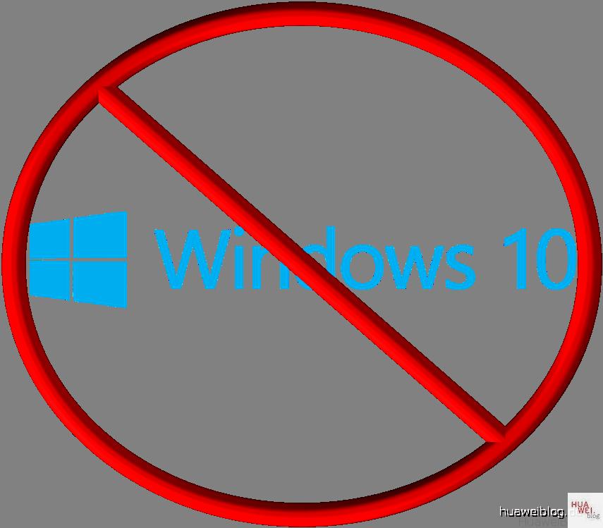 No_Windows10