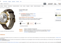 Huaweiwatch - Preis - Amazon