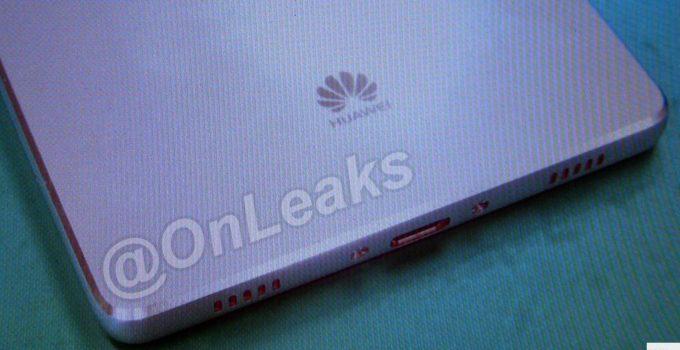 Huawei P8 - Leak
