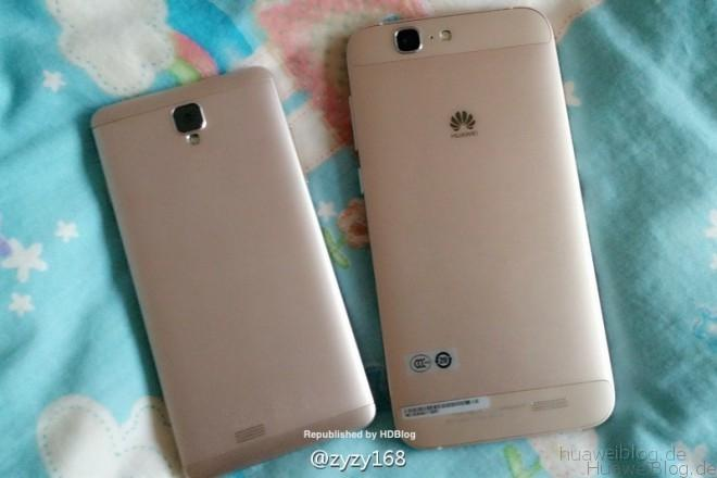 Huawei Mate 7 Mini oder Mate 7 compact