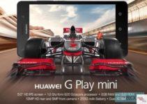 Huawei G Play mini vorgestellt