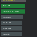 Huawei P8 - AnTuTu Benchmark