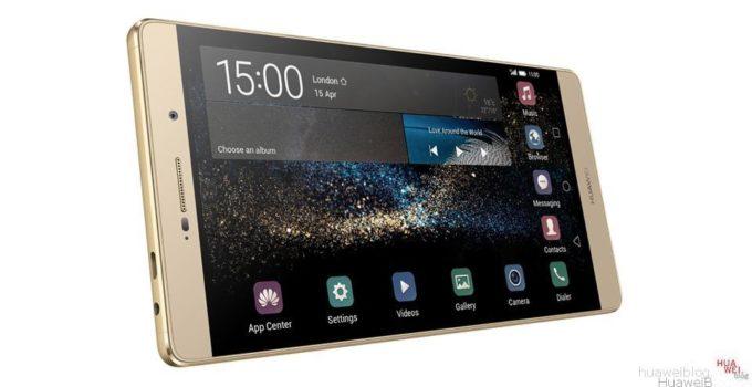 Mega Smartphone Huawei P8max verkauft sich hervorragend