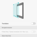 Huawei P8 - Touchplus