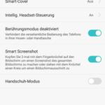 Huawei P8 - Intelligente Unterstützung