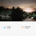 Huawei P8 - Musik App