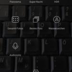 Huawei P8 - Kamera - Einstellungen
