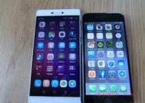 Dinge die mir am Huawei P8 nicht zusagen