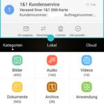 Huawei Mate 7 Multitask-Fenster_2