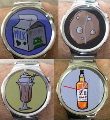Huawei Watch Dave Burke