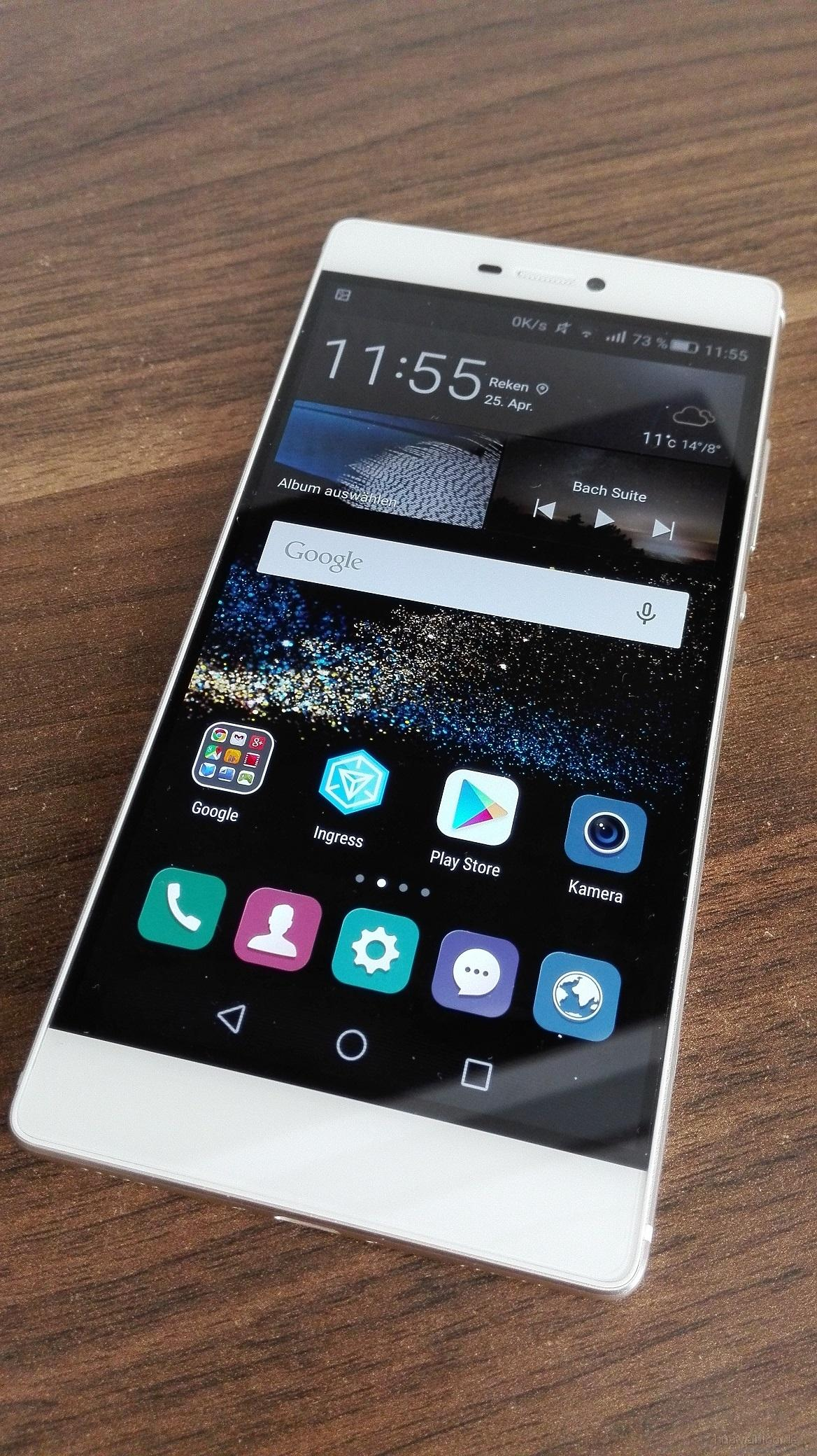 Huawei P8 Frontansicht