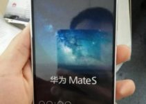 Huawei Mate S Front Leak
