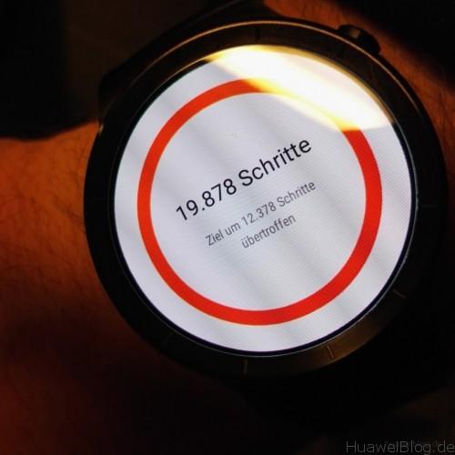 Huawei Watch Google Fit