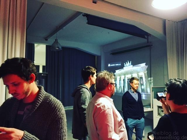 Huawei Mate S Fan Event München - LOFT 506