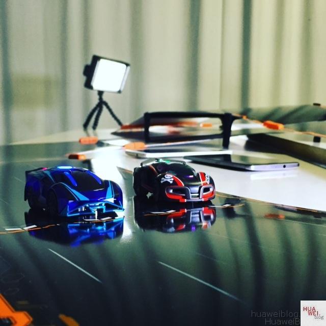 Huawei Mate S Fan Event München - Anki Overdriv