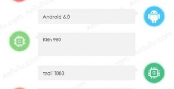 Huawei P9 Max - Benchmark - Antutu