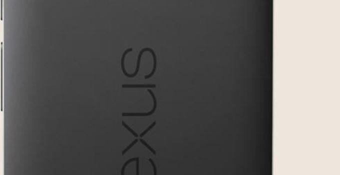 Huawei Nexus 6P Back Rückseite