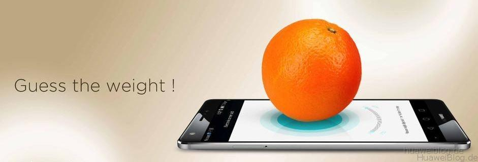 Huawei Mate S - ForceTouch
