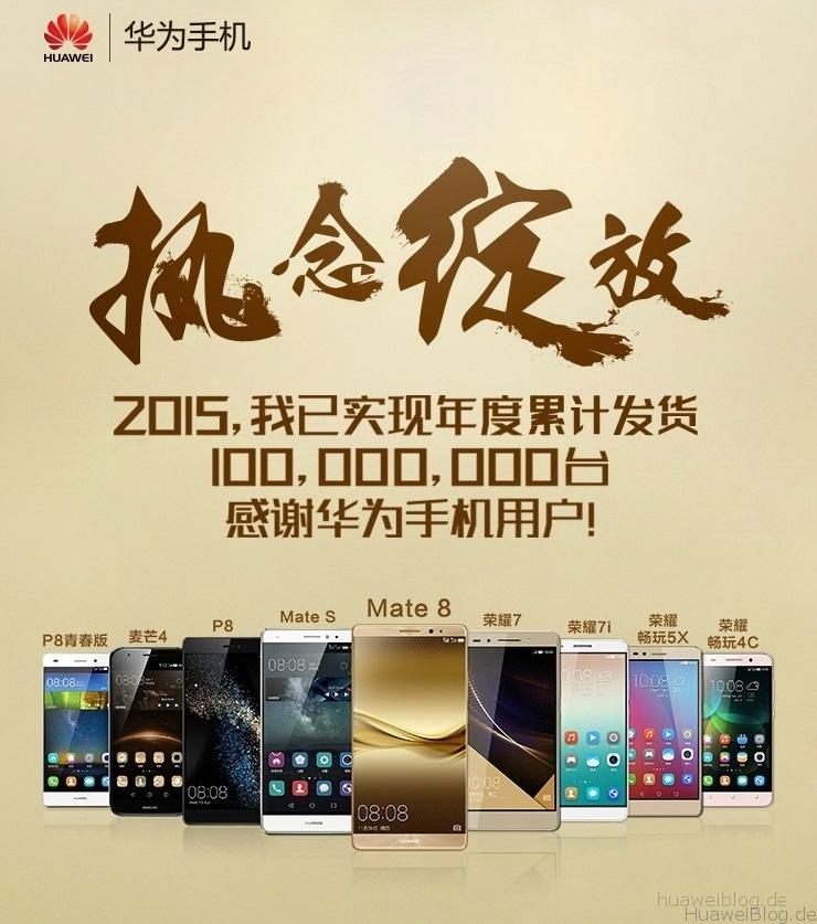 100 Millionen Geräte